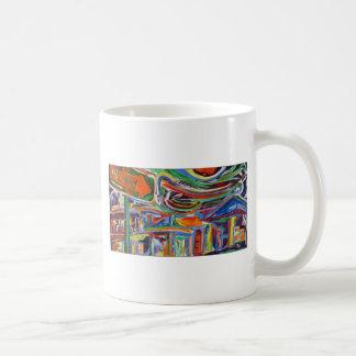 """The Paseo"" Synesthesia Painting Coffee Mug"