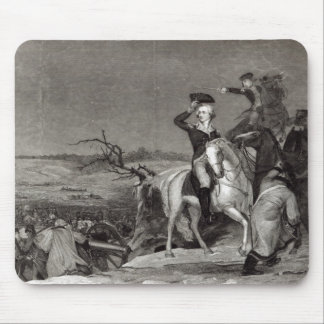 The Passage of the Delaware Mouse Pad