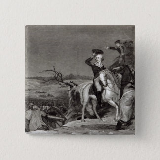 The Passage of the Delaware Pinback Button