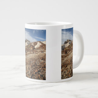 The Passage of Time Large Coffee Mug