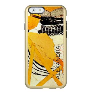 The Passenger in Cabin 54 Incipio Feather Shine iPhone 6 Case