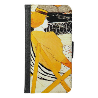 The Passenger in Cabin 54 Wallet Phone Case For Samsung Galaxy S6