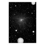 The Passing of a Star -2008 Print