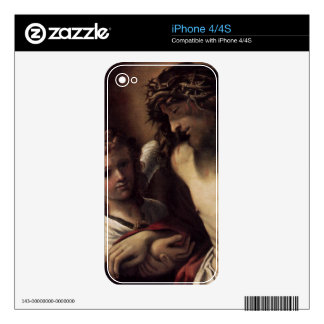 THE PASSION OF CHRIST iPhone 4S DECALS