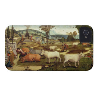The Passions of Pasiphae, wife of King Minos of Cr Case-Mate iPhone 4 Case