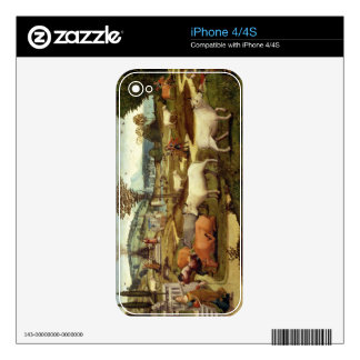 The Passions of Pasiphae, wife of King Minos of Cr iPhone 4 Skins