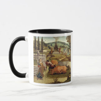 The Passions of Pasiphae, wife of King Minos of Cr Mug