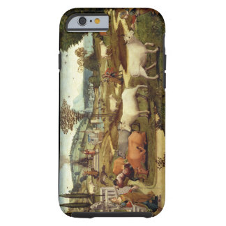 The Passions of Pasiphae, wife of King Minos of Cr Tough iPhone 6 Case