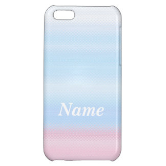 The pastel color decoration iPhone 5C Case which h