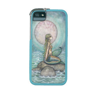 The Pastel Sea Mermaid Fantasy Art Cover For iPhone 5