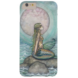 The Pastel Sea Mermaid Fantasy Art Mermaids Barely There iPhone 6 Plus Case