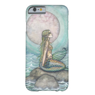 The Pastel Sea Mermaid Fantasy Art Mermaids Barely There iPhone 6 Case