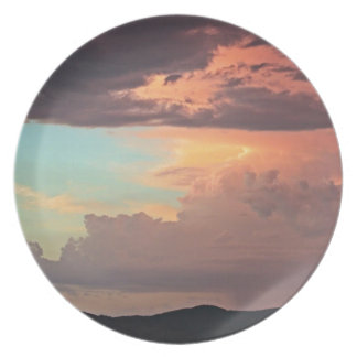 The Pastel Storm Plate
