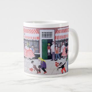 The Pastry Case 1994 Giant Coffee Mug