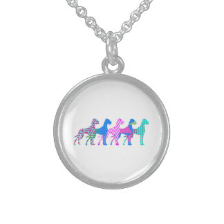 The Pat Great Dane Sterling Silver Necklace