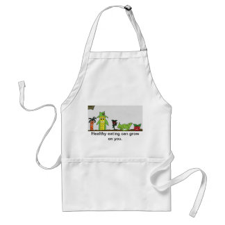 The patch Apron