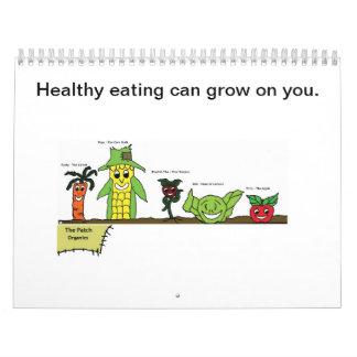 The Patch, Organics Calendar