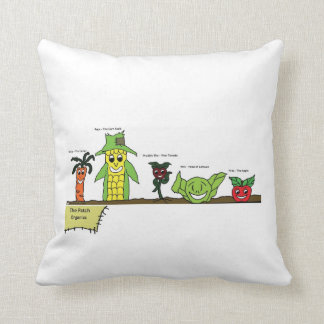 The Patch, Organics Character Pillow