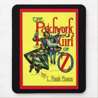 The Patchwork Girl Of Oz Mouse Pad