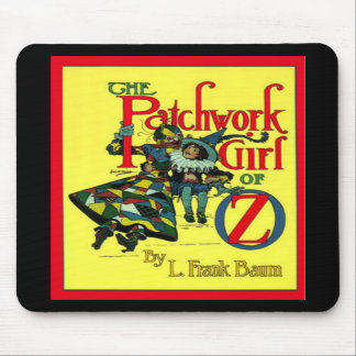 The Patchwork Girl Of Oz Mouse Mats