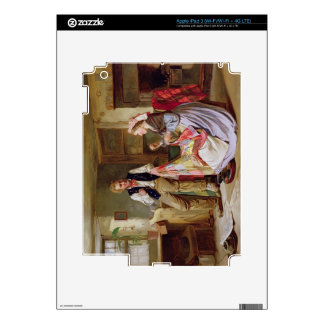 The Patchwork Quilt Skin For iPad 3