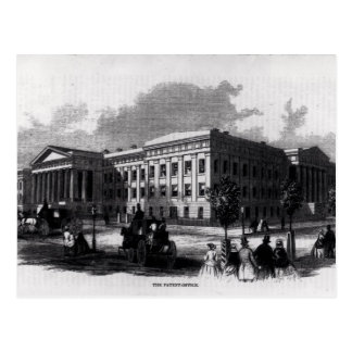 The Patent Office Postcard