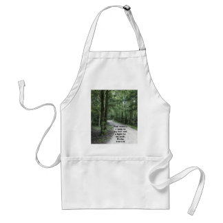 The Path Adult Apron