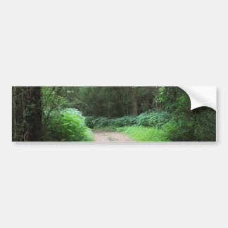 The Path Bumper Sticker