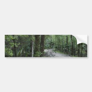 The Path Bumper Sticker