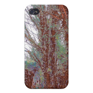 The path Colorful Iphone Case iPhone 4 Cases