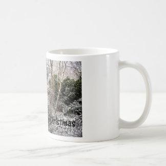 The Path in the Snow Coffee Mug
