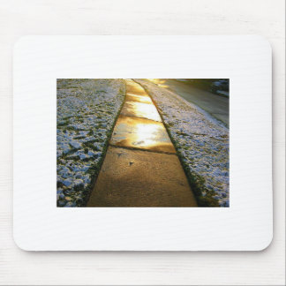 The Path Mouse Pad