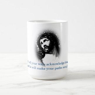 The Path Of Christ Mug