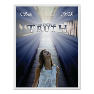 The Path of Truth Print