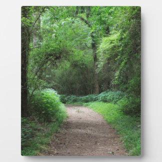 The Path Plaque