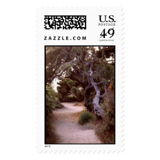 The Path Postage Stamps