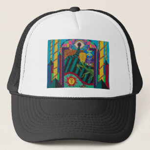 77782fd2720 The Path To Enlightenment Trucker Hat