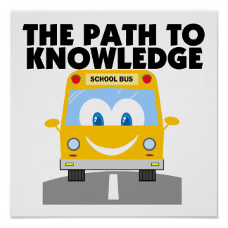 The  Path to Knowledge Poster