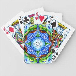 The Path to Nirvana Bicycle Playing Cards