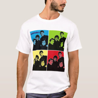 The Pathfinders Original Merseybeat Group T-Shirt
