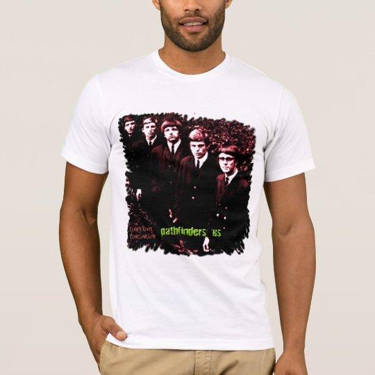 The Pathfinders Original Merseybeat Group T-Shirt