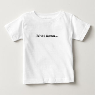The Paths in life Baby T-Shirt