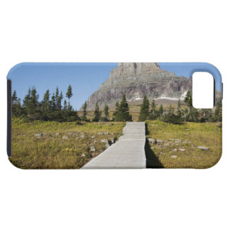 The pathway to the view of Hidden Lake iPhone 5 Cover