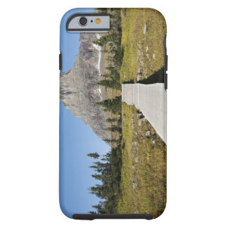 The pathway to the view of Hidden Lake Tough iPhone 6 Case