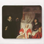 The Patient and the Doctor, 1660s Mouse Pad