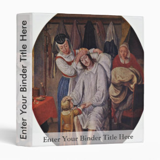 The Patient By Heimbach Wolfgang 3 Ring Binder