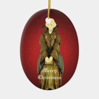 The Patient Princess Christmas Ornament