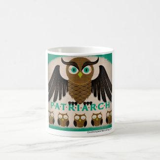 The Patriarch Archetype Classic White Coffee Mug