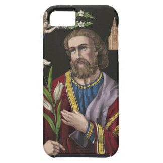 The Patriarch Sanct Joseph Circa 1870 iPhone SE/5/5s Case