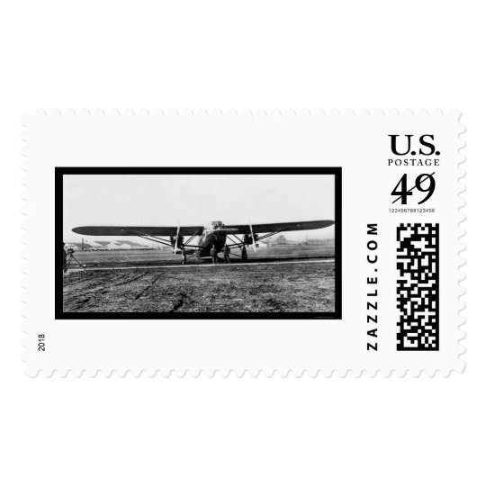 The Patrician, Largest Passenger Airplane 1929 Postage
